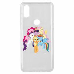 Чехол для Xiaomi Mi Mix 3 My Little Pony
