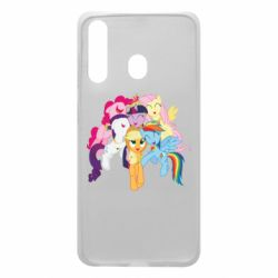 Чехол для Samsung A60 My Little Pony