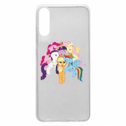 Чехол для Samsung A70 My Little Pony