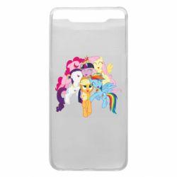 Чехол для Samsung A80 My Little Pony