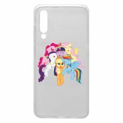 Чехол для Xiaomi Mi9 My Little Pony