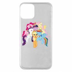 Чехол для iPhone 11 My Little Pony