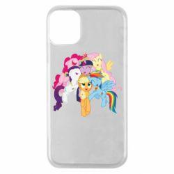Чехол для iPhone 11 Pro My Little Pony