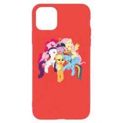 Чехол для iPhone 11 Pro Max My Little Pony