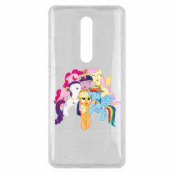 Чехол для Xiaomi Mi9T My Little Pony