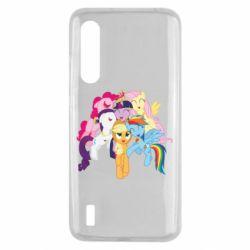Чехол для Xiaomi Mi9 Lite My Little Pony