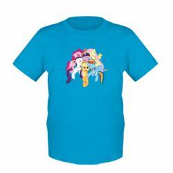 Детская футболка My Little Pony