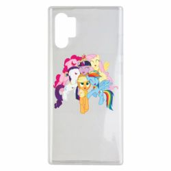 Чехол для Samsung Note 10 Plus My Little Pony