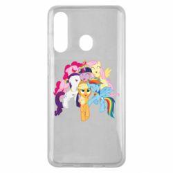 Чехол для Samsung M40 My Little Pony