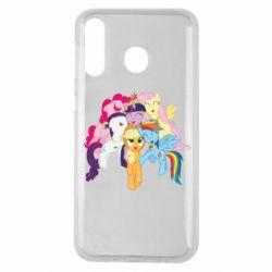 Чехол для Samsung M30 My Little Pony