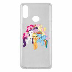 Чехол для Samsung A10s My Little Pony