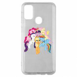 Чехол для Samsung M30s My Little Pony