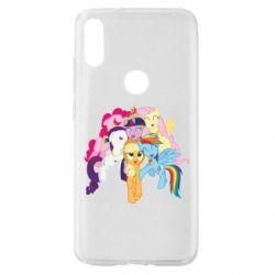Чехол для Xiaomi Mi Play My Little Pony