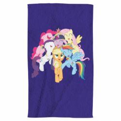 Полотенце My Little Pony