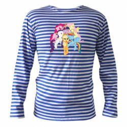 Тельняшка с длинным рукавом My Little Pony