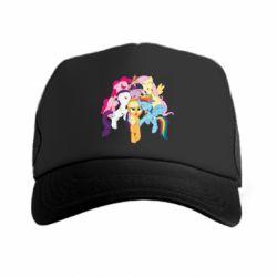 Кепка-тракер My Little Pony