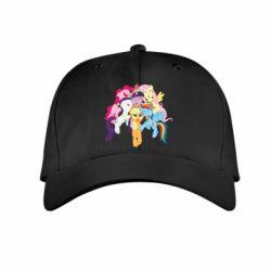 Детская кепка My Little Pony