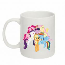 Кружка 320ml My Little Pony