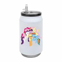 Термобанка 350ml My Little Pony