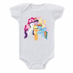 Детский бодик My Little Pony