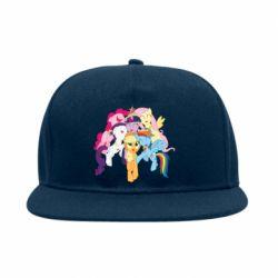 Снепбек My Little Pony