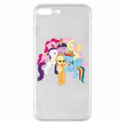 Чехол для iPhone 7 Plus My Little Pony