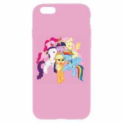 Чехол для iPhone 6/6S My Little Pony