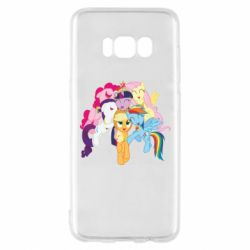 Чехол для Samsung S8 My Little Pony