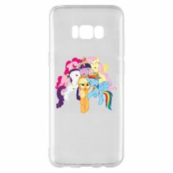 Чехол для Samsung S8+ My Little Pony