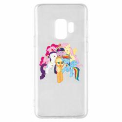 Чехол для Samsung S9 My Little Pony