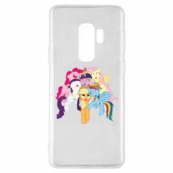 Чехол для Samsung S9+ My Little Pony