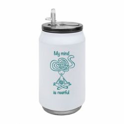 Термобанка 350ml My mind is restful