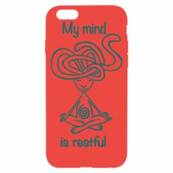 Чохол для iPhone 6/6S My mind is restful