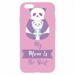 Чохол для iPhone 6/6S My mom is the best