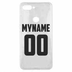 Чохол для Xiaomi Mi8 Lite My name American