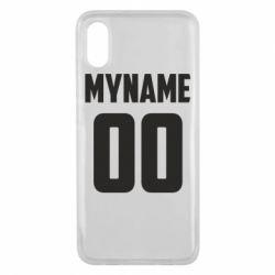 Чохол для Xiaomi Mi8 Pro My name American