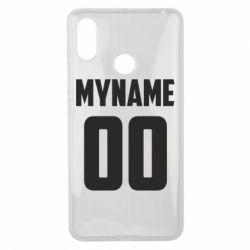 Чохол для Xiaomi Mi Max 3 My name American