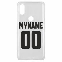 Чохол для Xiaomi Mi Mix 3 My name American