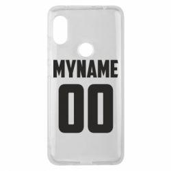 Чохол для Xiaomi Redmi Note Pro 6 My name American
