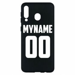 Чохол для Samsung M30 My name American