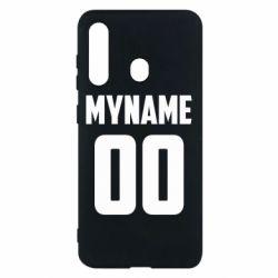 Чохол для Samsung M40 My name American