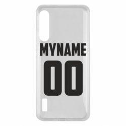 Чохол для Xiaomi Mi A3 My name American