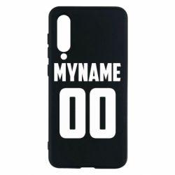 Чохол для Xiaomi Mi9 SE My name American