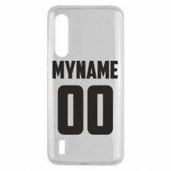 Чохол для Xiaomi Mi9 Lite My name American