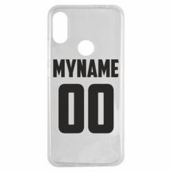 Чохол для Xiaomi Redmi Note 7 My name American