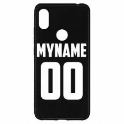 Чохол для Xiaomi Redmi S2 My name American