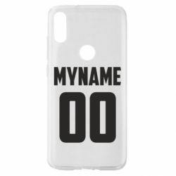 Чохол для Xiaomi Mi Play My name American