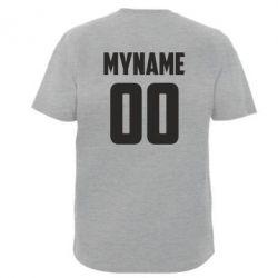 Чоловіча футболка My name American