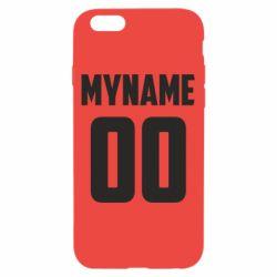 Чохол для iPhone 6/6S My name American
