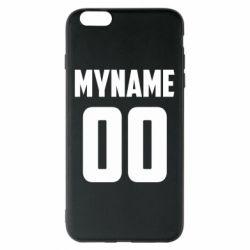 Чохол для iPhone 6 Plus/6S Plus My name American
